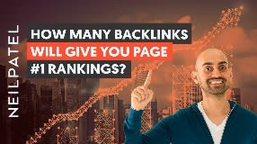 Video: How Many Links You Actually Need To Rank Page One On Google