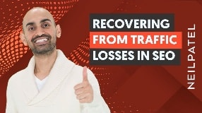 Video: How To COMPLETELY RECOVER Your Lost SEO Traffic