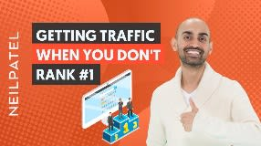 Video: How to Get More SEO Traffic Even When You Can't Rank #1