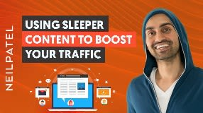 Video: How to Boost Your SEO Traffic with Sleeper Content (And Stop Promoting Worthless Content)
