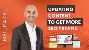 Video: How to Grow Your SEO Traffic by Updating Your Old Content
