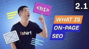 Video: What is On-Page SEO - 2.1. SEO Course by Ahrefs