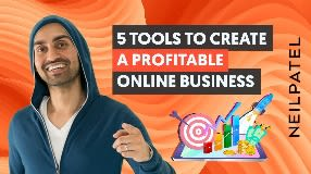 Video: 5 tools To Create a Profitable Online Business