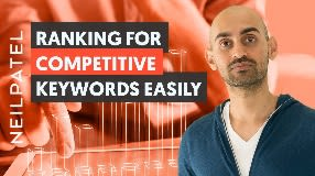 Video: An Easy Way to Rank For Competitive Keywords (Without Being a Professional SEO)