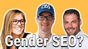 Video: Gender SEO: Wie sexistisch ist Google? | Jolle Lahr-Eigen und Björn Darko im Interview