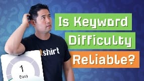 Video: How Reliable are Keyword Difficulty scores?