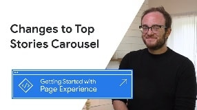 Video: Changes coming to the Top Stories Carousel
