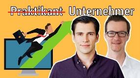Video: Vom Praktikanten zum erfolgreichen Unternehmer: Andy Bruckschlögl im Interview