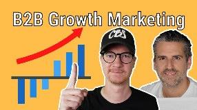 Video: Wie funktioniert Growth Marketing für B2B Startups? | Bosko Todorovic im Interview