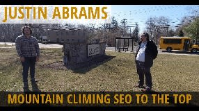 Video: Justin Abrams On Customer Success From Mountain Climbing To SEO Technology