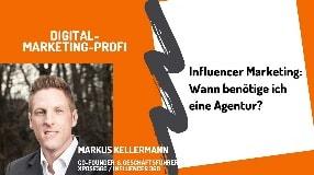 Video: Influencer Marketing: Braucht man wirklich eine Agentur? I 121WATT