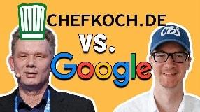 Video: Wie Chefkoch.de Google bei der Rezept-Suche schlagen will | Hanns Kronenberg im Interview
