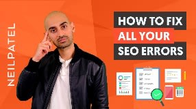 Video: The SEO Checklist - How to Fix All of Your SEO Errors
