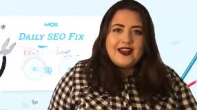Video: Daily SEO Fix - Check For Technical Issues