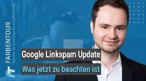 Video: Neues Google Linkspam Update kommt