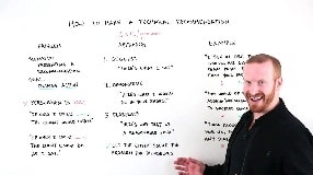 Video: How to Make a Technical SEO Recommendation - Whiteboard Friday