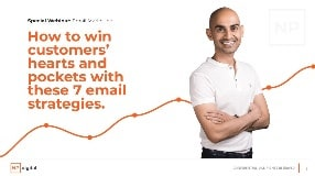 Video: How to win customers' hearts and pockets with these 7 email strategies webinar.