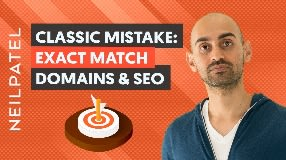 Video: Why You Shouldn't Use Exact Match Domains (Don't Make This SEO Mistake)