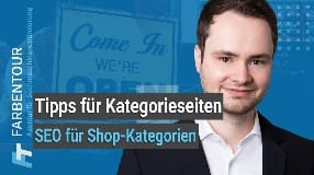 Video: SEO für Shop-Kategorien - so bringst du die Kategorien deines Shops zum ranken