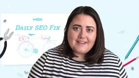 Video: Daily SEO Fix - Keyword Suggestions Groups