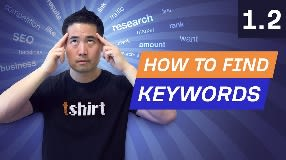 Video: Keyword Research Pt 1: How to Analyze Searcher Intent - 1.2. SEO Course by Ahrefs
