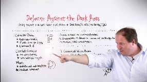 Video: Defense Against the Dark Arts: Why Negative SEO Matters, Even if Rankings Are Unaffected