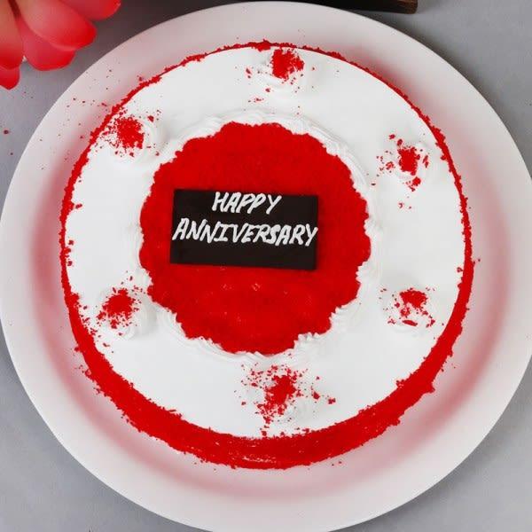 Anniversary Velvet