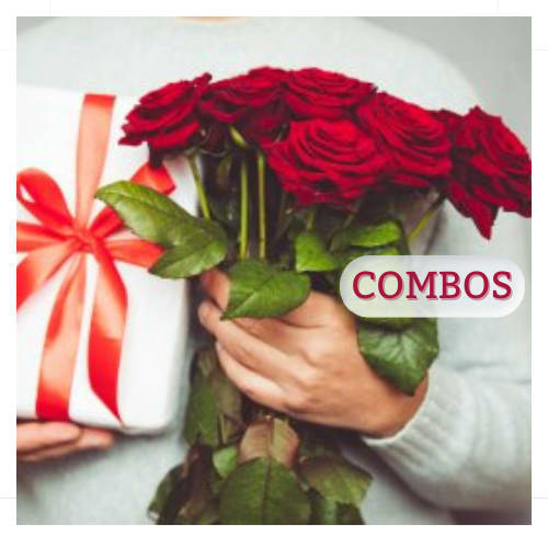 flowers, cake, and gift delivery by flowera - Combo by flowera