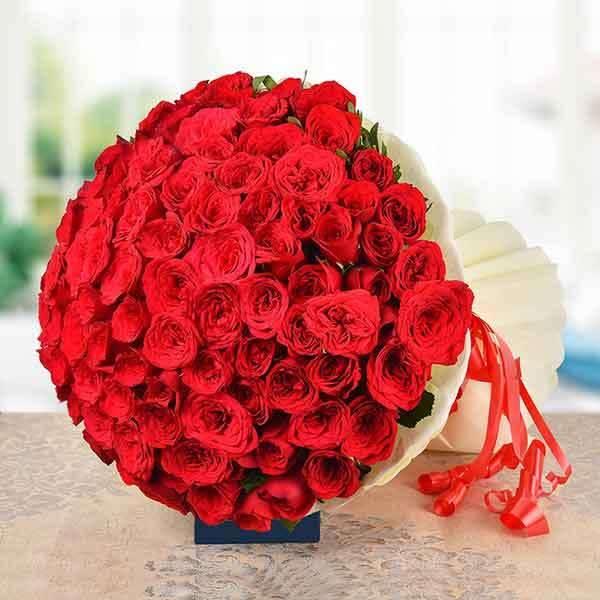 50 Roses Bouquet