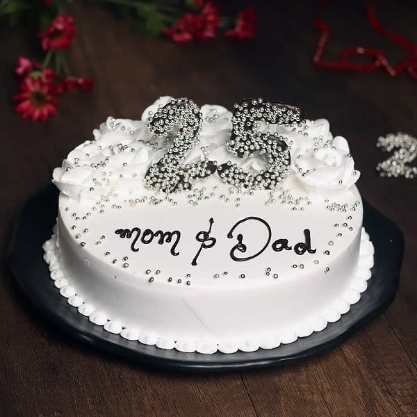 Special Anniversary Cake