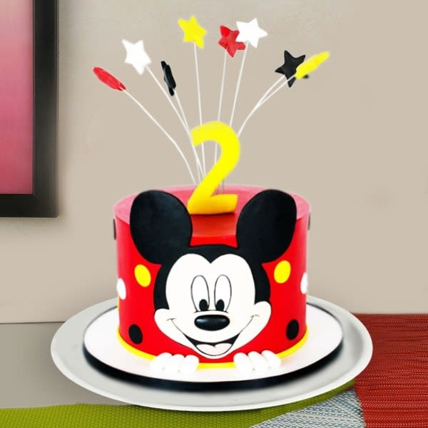 Cute Mickey Mouse