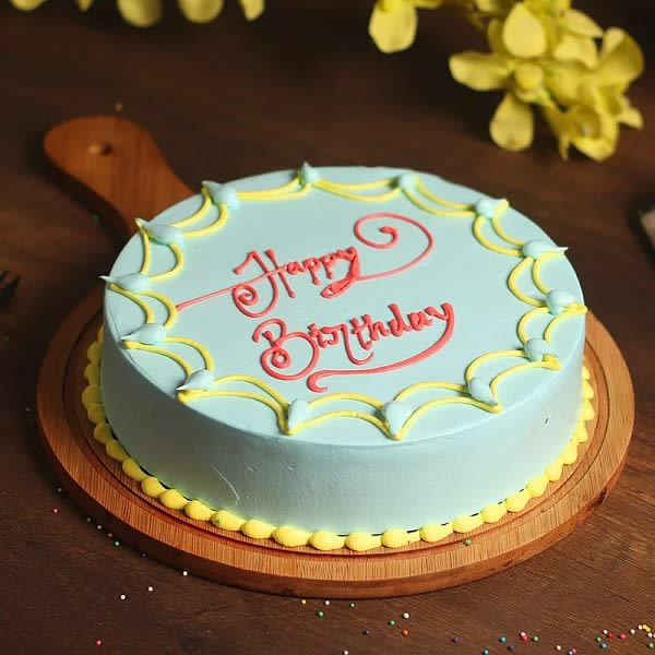 Special Vanilla Mania Cake