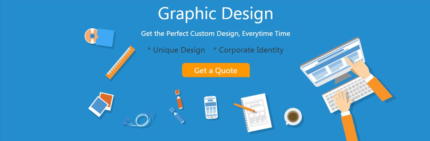 Graphic design slider insignia