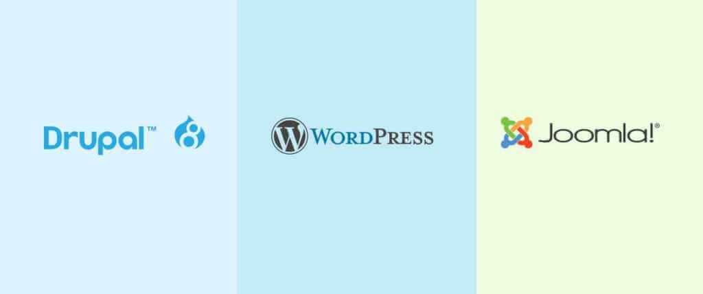 WordPress Vs Drupal Vs Joomla: Which is the best CMS Platform?