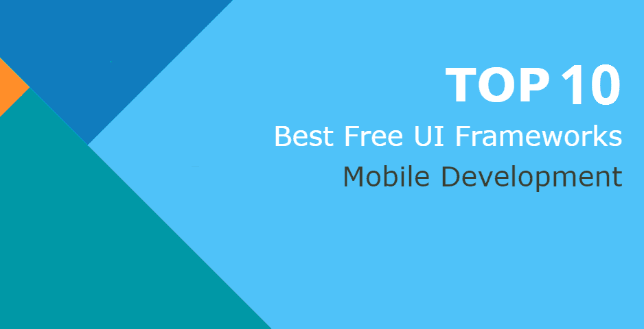 10 Best Hybrid Mobile App UI Frameworks of 2017: HTML5, CSS and JS