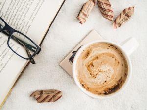 Káva brýle