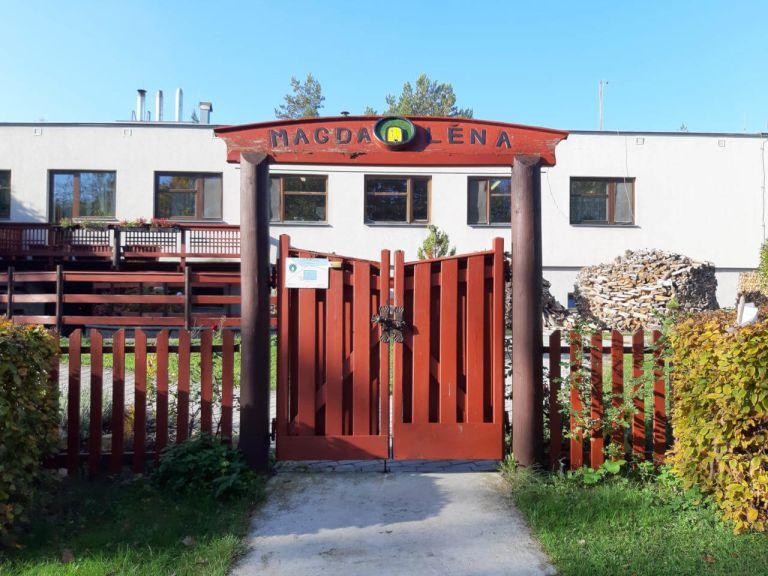 Magdaléna vchod