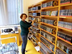 Zvuková knihovna