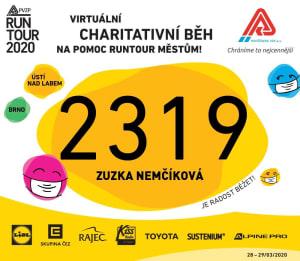 RunTour Zuzka Nemčíková