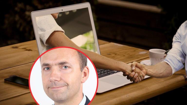 Online chat Martin Haluzík