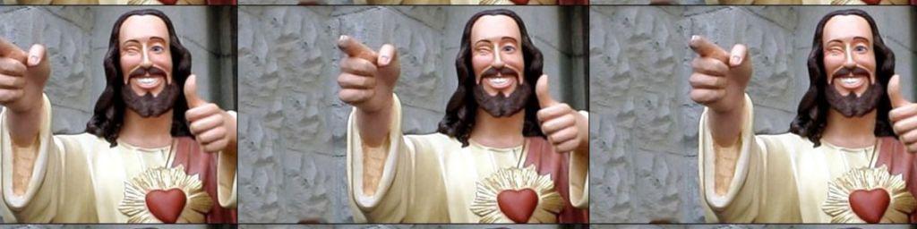 Yesus yang gembira