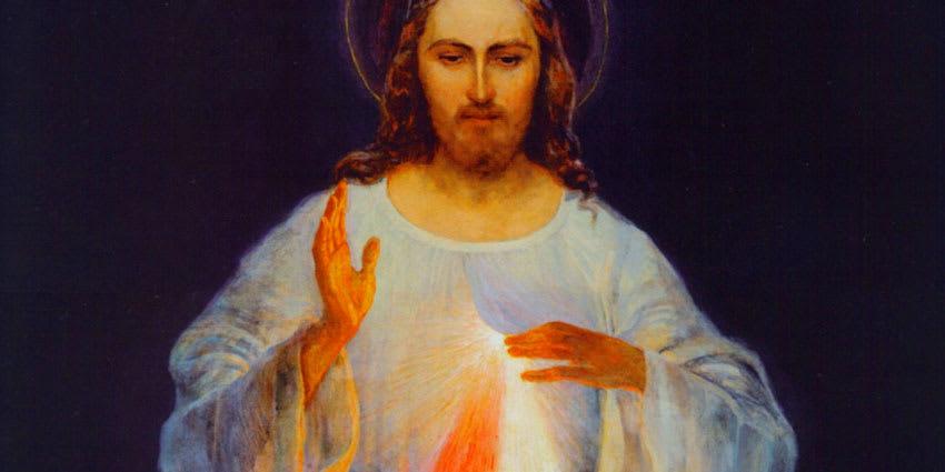 Yesus yang Mengampuni