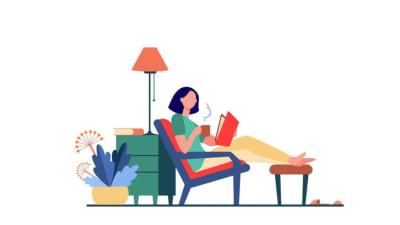 Добірка книг і курсів по саморозвитку, щоб провести свята з користю