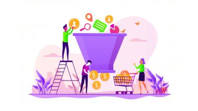 Пошаговый план создания простой воронки продаж