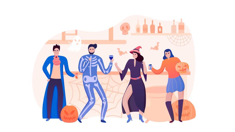 Інфопривід: як використовувати Хелловін