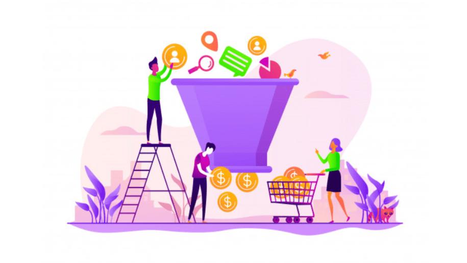 Покроковий план створення простої воронки продажів
