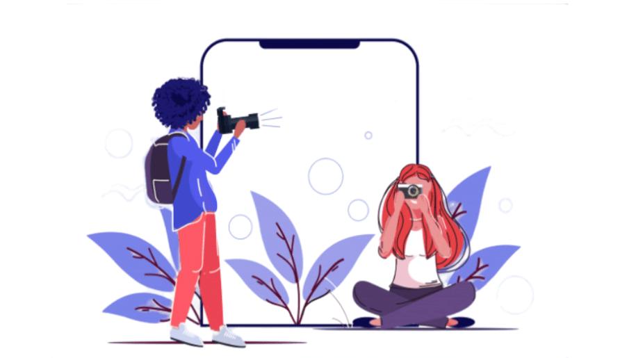 15 идей летних фото для всех типов профилей