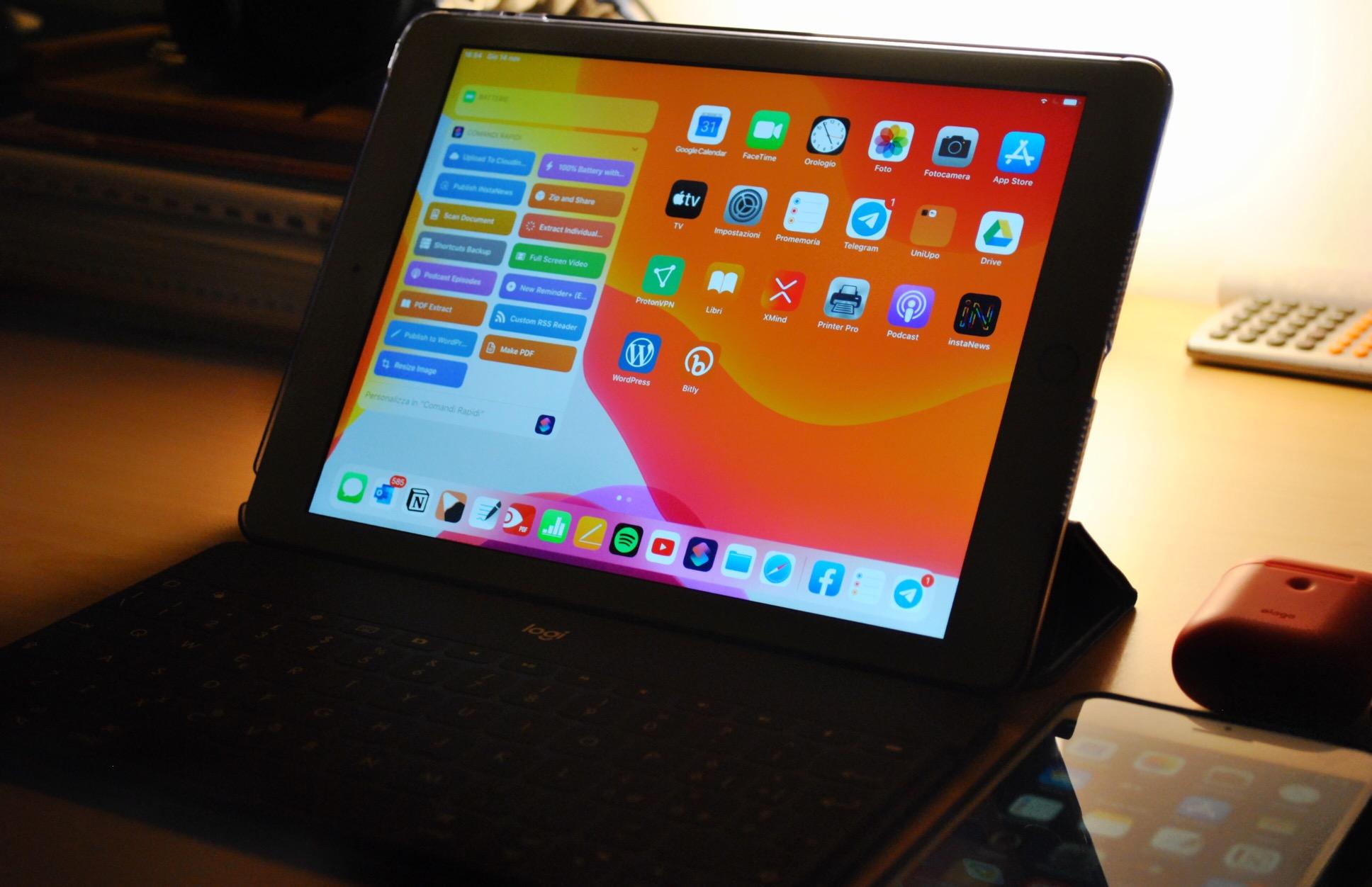 """Trasformare un iPad 2017 in un iPad """"Pro"""""""