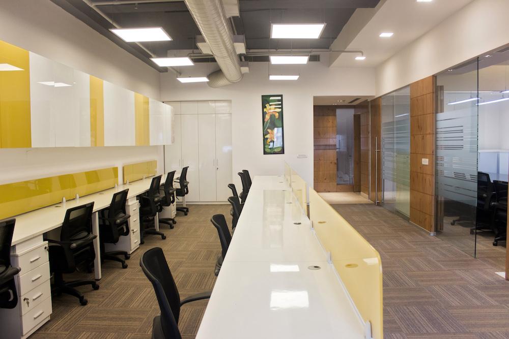 InstaOffice Premium Business Centre, Good Earth City Centre
