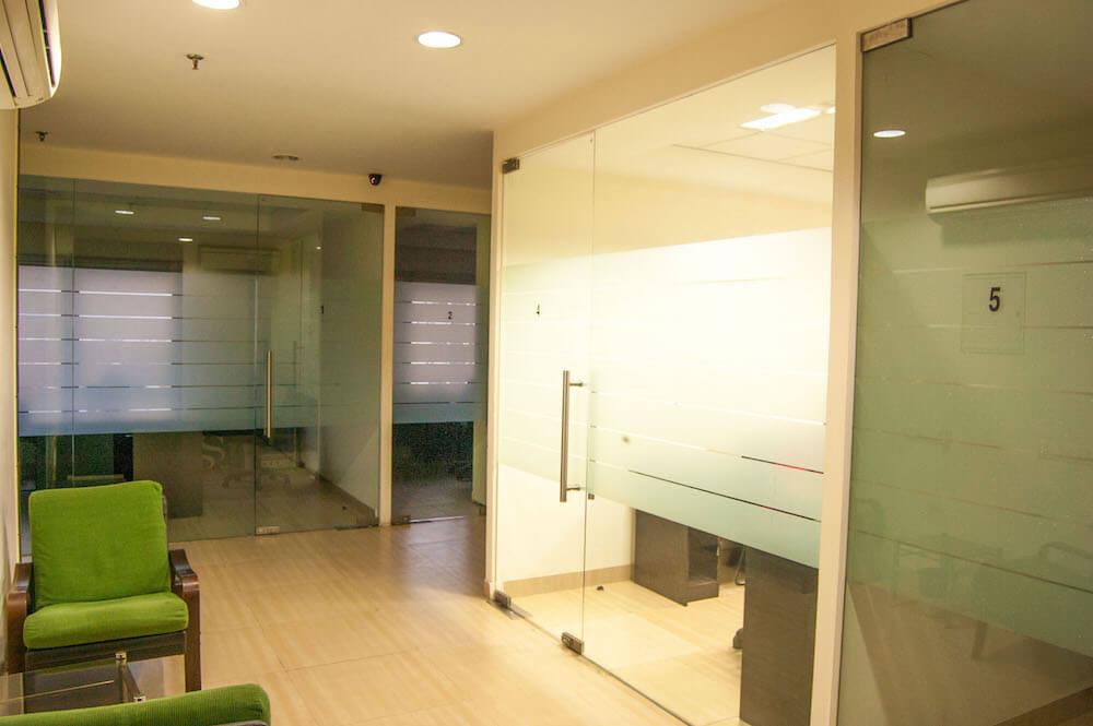 InstaOffice Business centre, Nirvana Courtyard